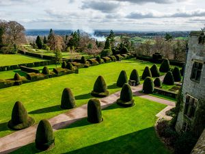 Chirk Castle's grounds are reopening for visitors