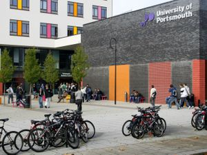 Portsmouth University halls of residence