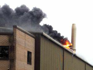 Mayor wants Shrewsbury factory fire assurance