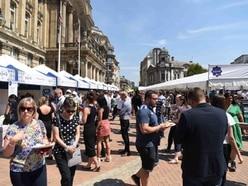 Free food festival heading to Birmingham this weekend
