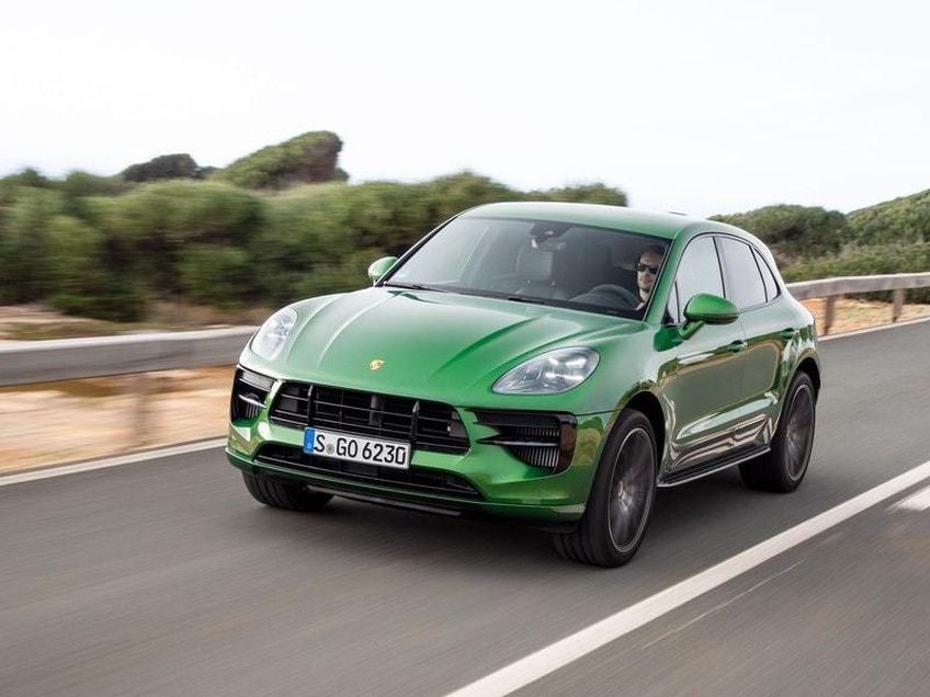 First Drive: Updates keep the Porsche Macan S at the front of its pack