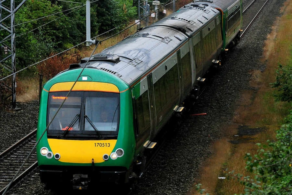 Rail boost for the West Midlands