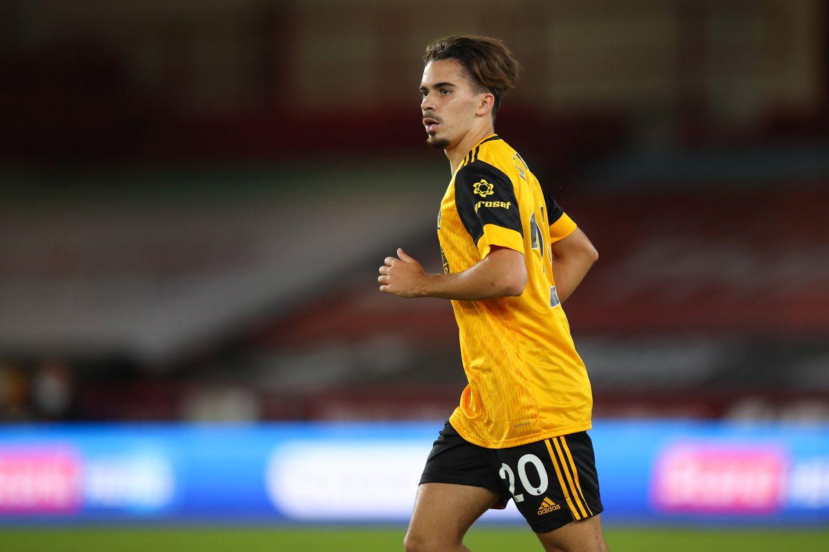 Vitinha of Wolverhampton Wanderers (AMA)