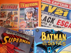 Comics that bring back so many memories