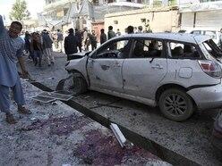 IS bomber kills dozens in attack on Kabul voter registration centre