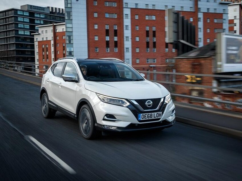UK Drive: A refreshed engine line-up keeps the Nissan Qashqai up with the best