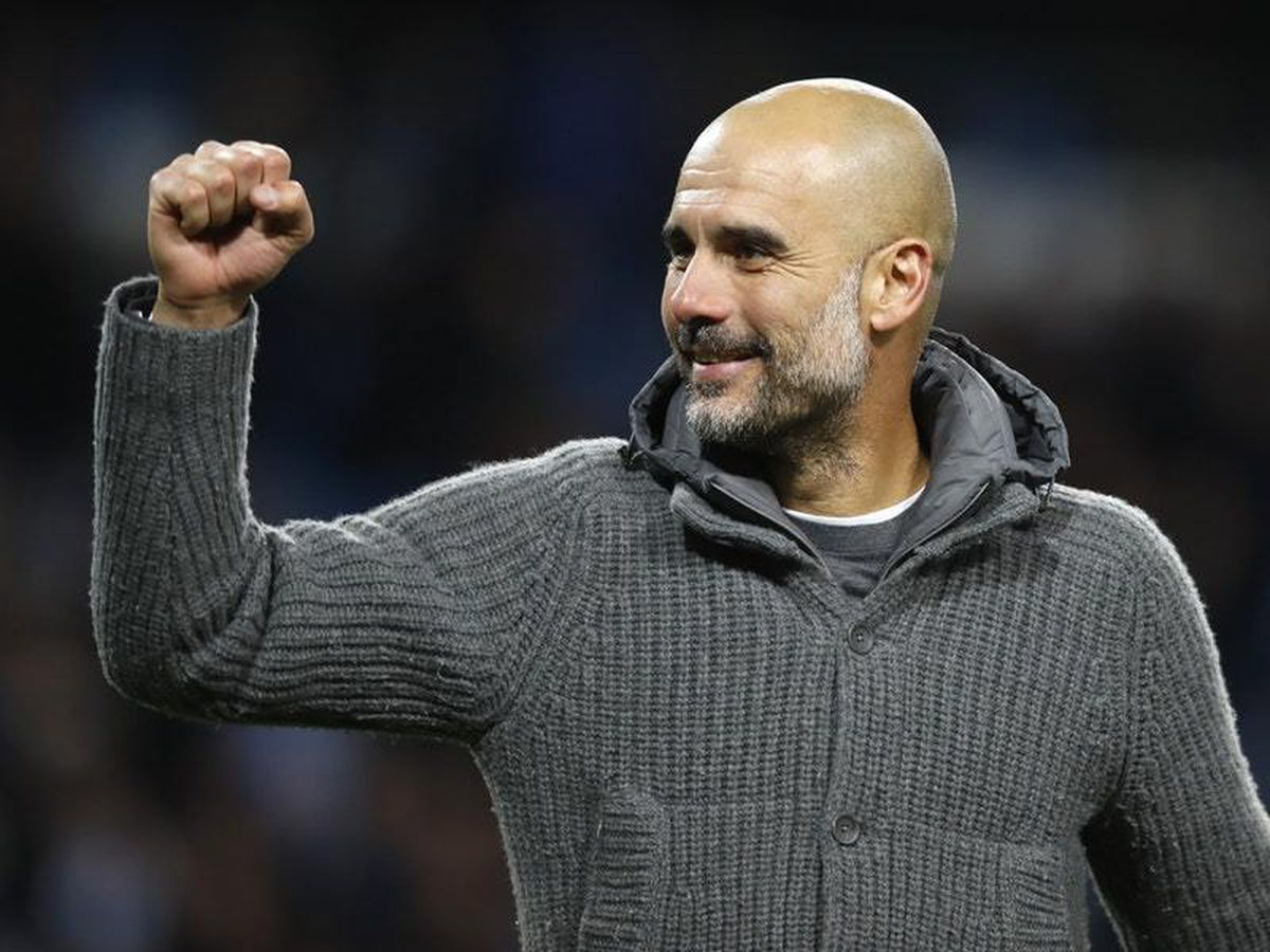 Pep Guardiola's Manchester City have already won the Premier League and Carabao Cup this season