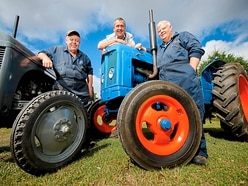 Bronington charity tractor run to return this weekend