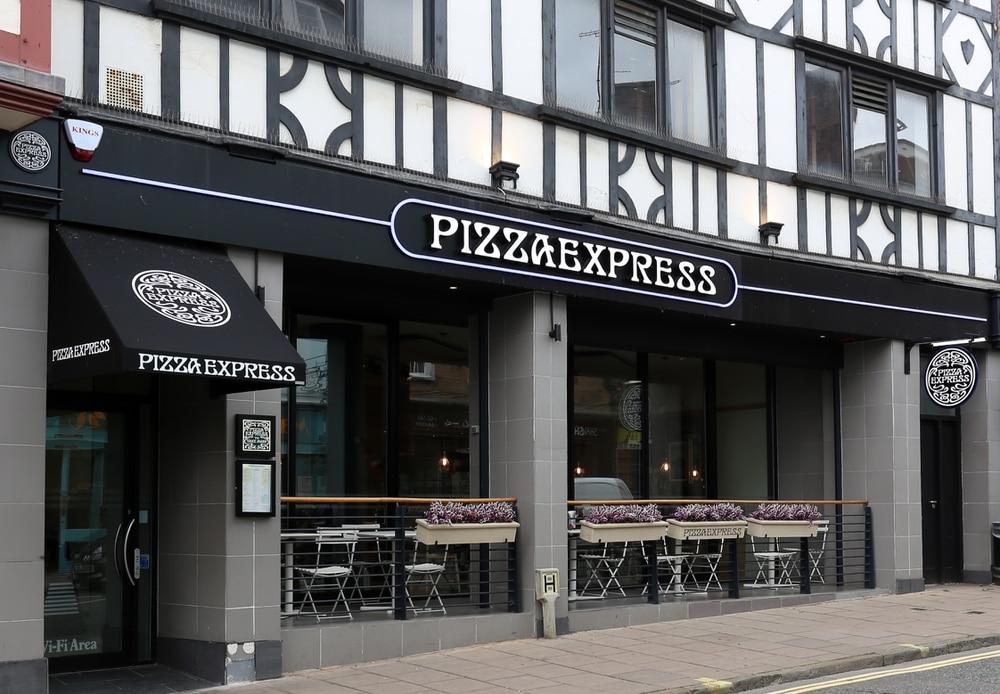 Pizza Express Facing Talks Over 1bn Debts Shropshire Star