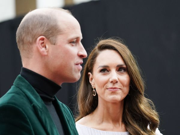 The Duke and Duchess of Cambridge attend the first Earthshot Prize awards ceremony
