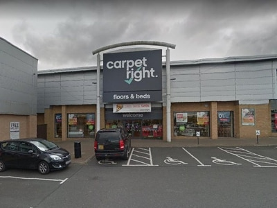 Carpetright to close Telford store