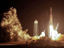 SpaceX launches rocket with 24 satellites