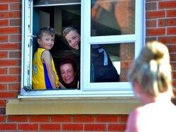 How coronavirus crisis has helped new Shrewsbury neighbours become best friends