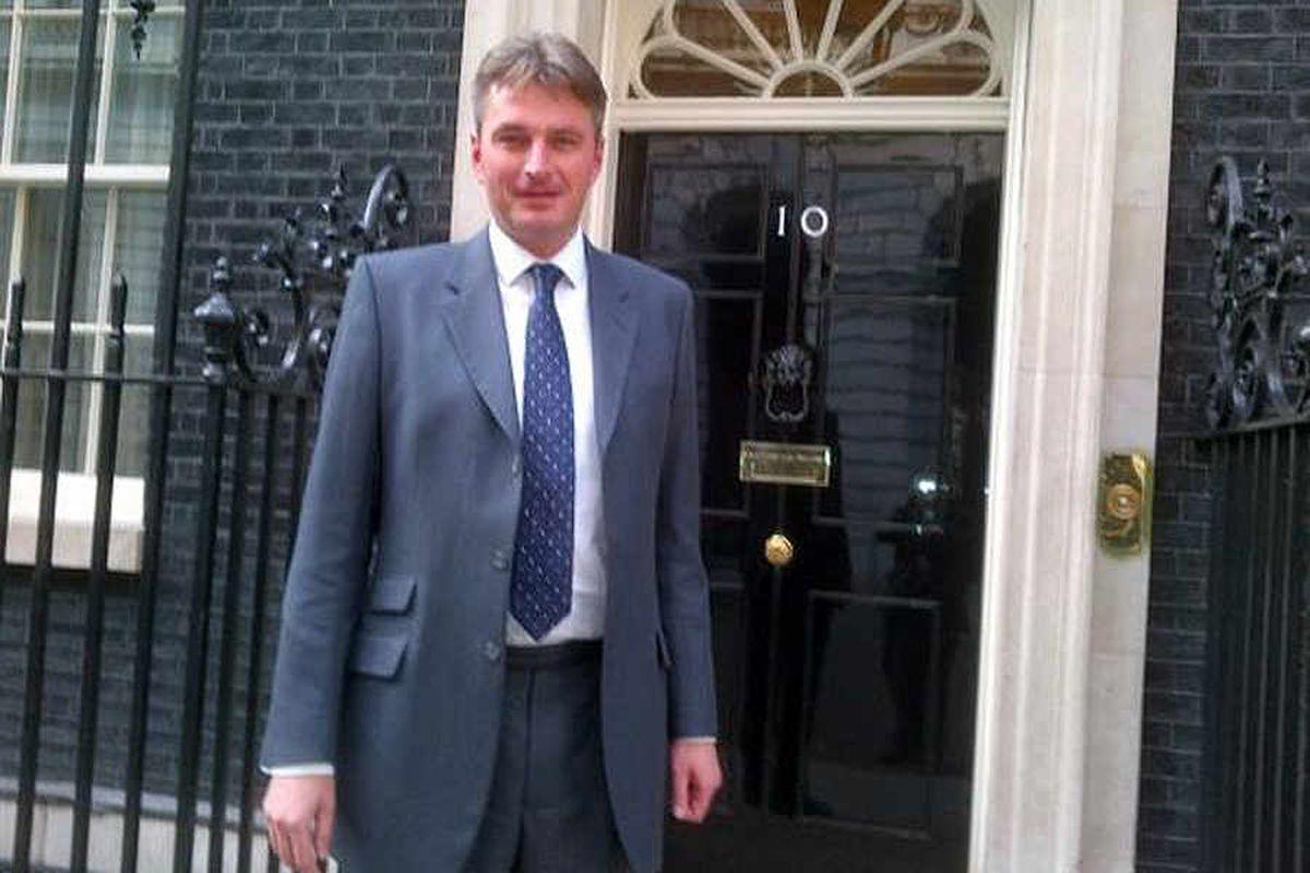 Shrewsbury's MP Daniel Kawczynski relishing his new advisory role for David Cameron
