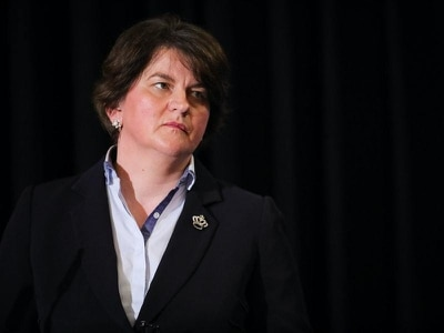 Brexit checks must be minimised to avoid economic damage, insists Arlene Foster