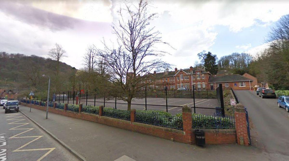 Coalbrookdale and Ironbridge C of E Primary School. Photo: Google StreetView.