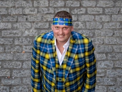 Rugby legend Doddie Weir to be given honorary degree