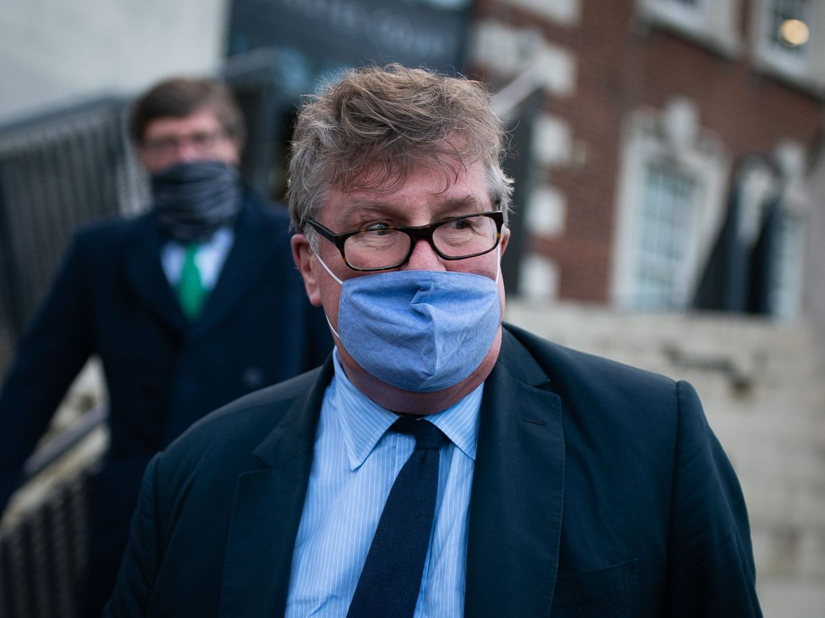 Hedge fund manager Crispin Odey