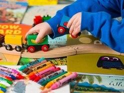 Staff praised as Market Drayton nursery rating improves