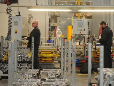 JLR trials new recycling process to help tackle the world's plastic waste problem