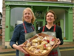 Taste of tradition as 200-year-old Market Drayton gingerbread bakery site opens doors again