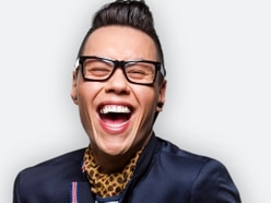 Gok Wan on love, fashion, eating disorders and overcoming demons - star speaks ahead of Birmingham and Stafford shows (with video clips shot from his living room)