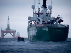 Greenpeace ends BP oil rig protest in North Sea