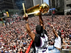 Four wounded as shots fired at victory parade for NBA champions