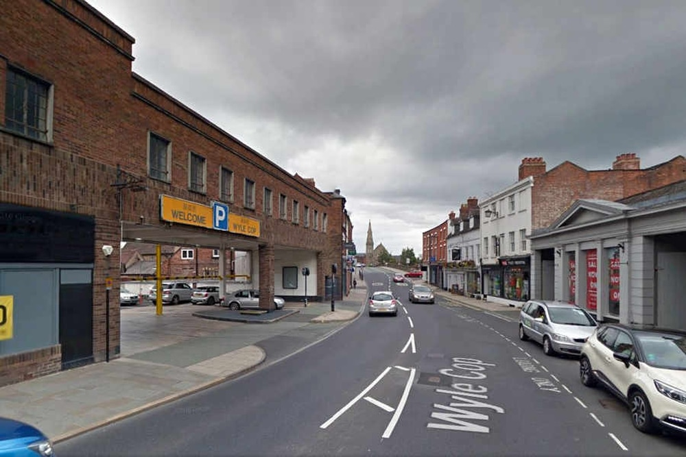 Drunken Man Jumped On And Kicked Cars After Being Thrown