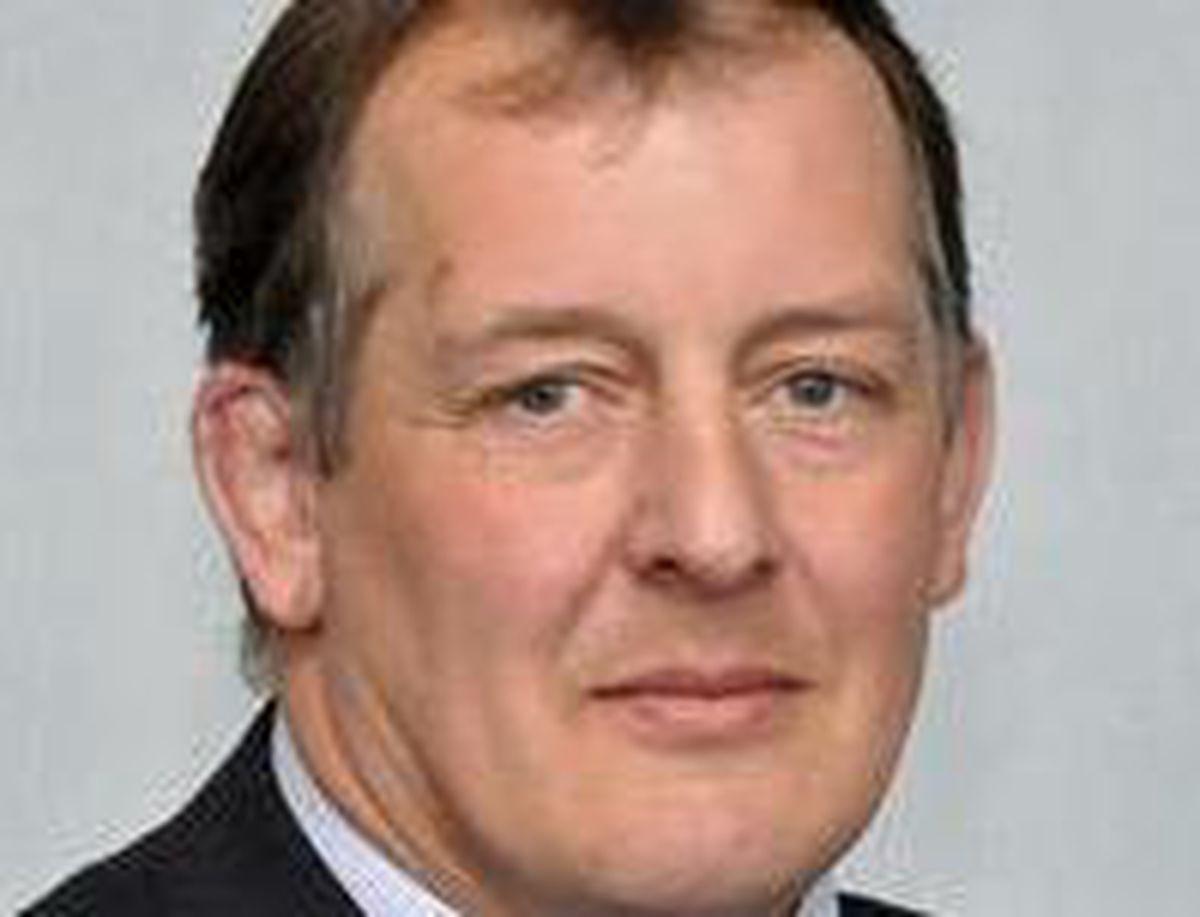 Councillor Steve Charmley