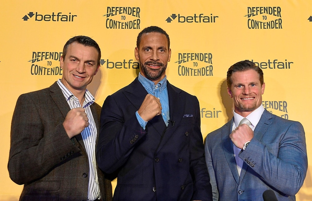 Rio Ferdinand to become professional boxer