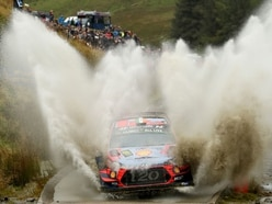 Brakes slammed on for Wales Rally