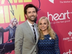 David Tennant and wife Georgia among stars for film's red carpet premiere
