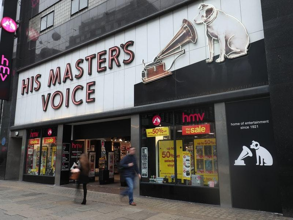 Job-saving rescue deal agreed for HMV
