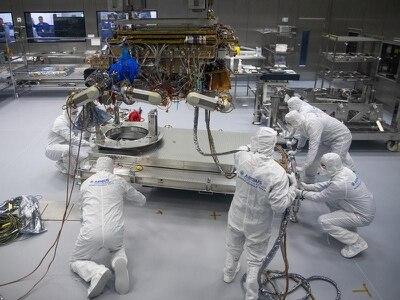 mars 2020 rover landing date - photo #11
