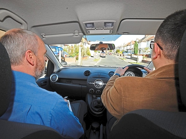 Shropshire driving instructors give new look driving test a cautious welcome