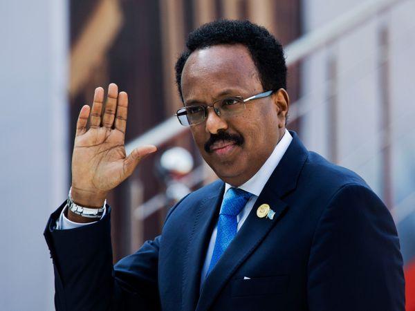 Somalia's president
