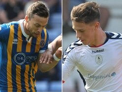 Shaun Whalley: I see some of myself in Shrewsbury youngster Ryan Barnett