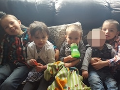 Four children killed in Stafford house fire named as young siblings