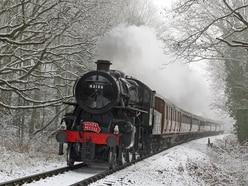 Celebrate Christmas on board Severn Valley Railway Santa Specials - review