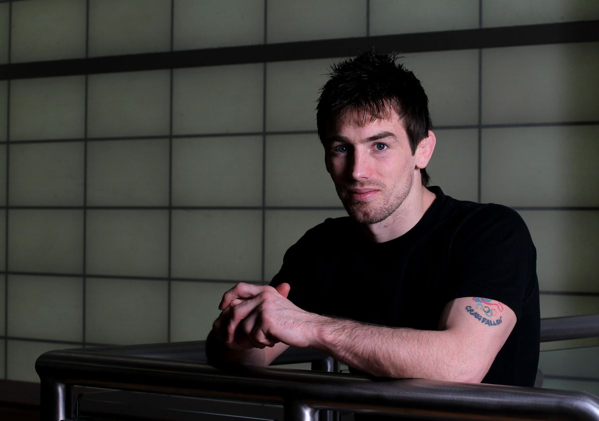 Former world champion Craig Fallon grew up in Wolverhampton and later moved to Telford