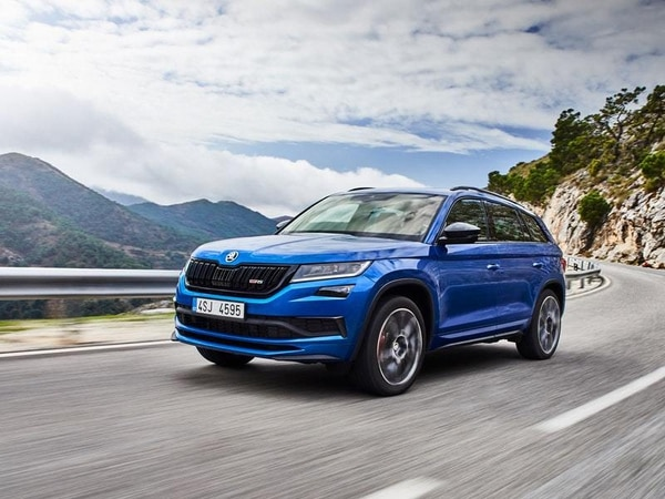 First drive: The Skoda Kodiaq vRS is a refreshingly understated take on the performance SUV