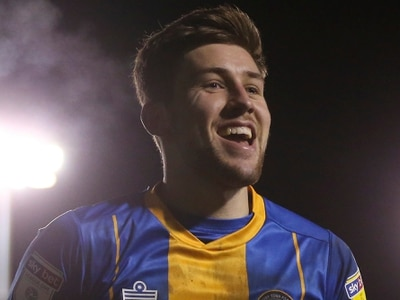 Callum Lang desperate to show his value to Shrewsbury Town