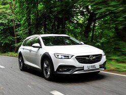 UK Drive: Vauxhall's Insignia Country Tourer adds better all-weather capability without taking away comfort