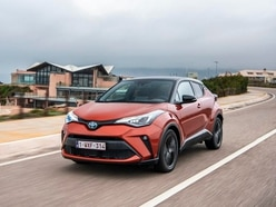 First Drive: A refresh breathes new life into the Toyota C-HR