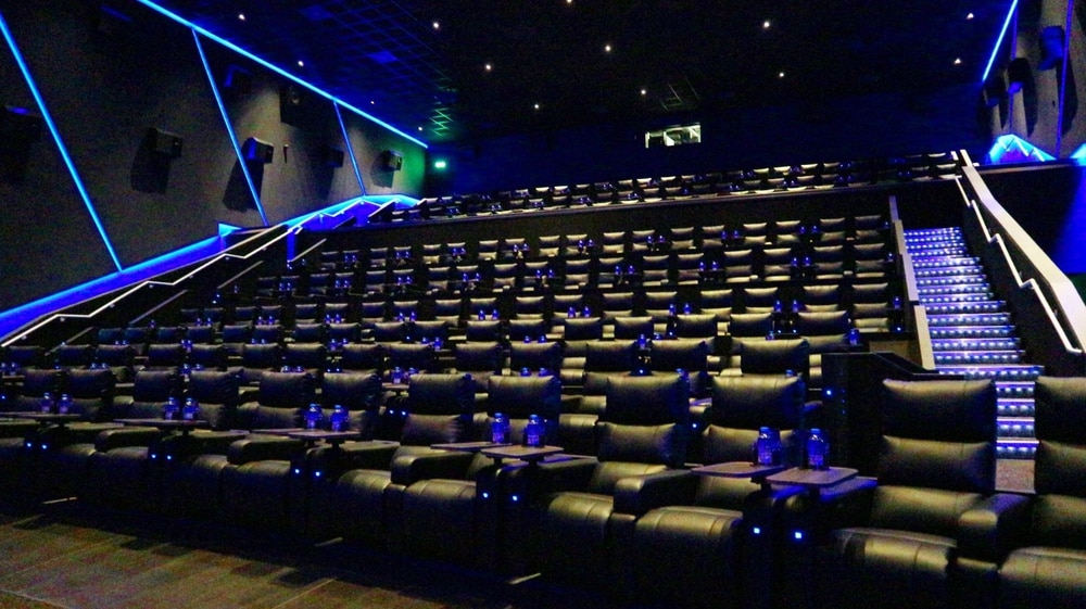 Odeon Launches New Luxe Cinema In Birmingham We Try Out
