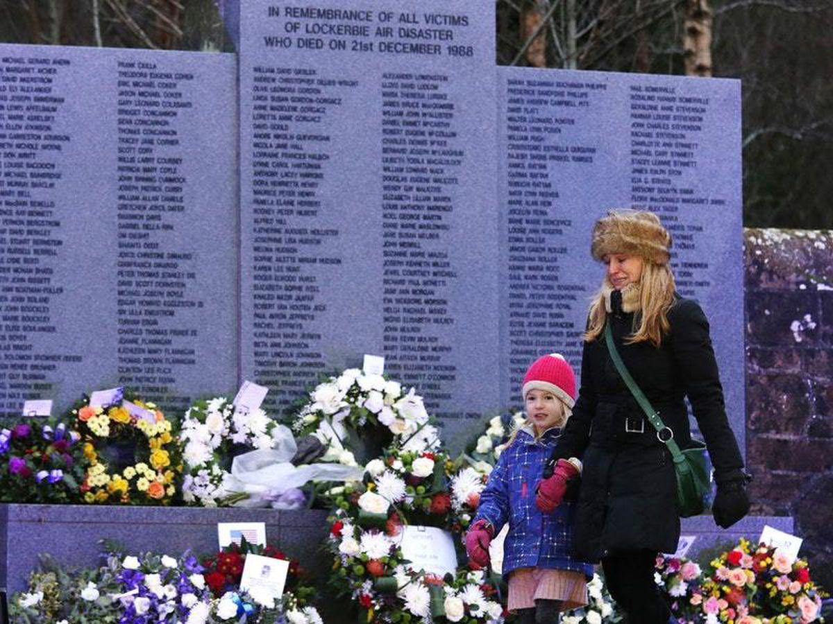 Lockerbie bombing 25th anniversary