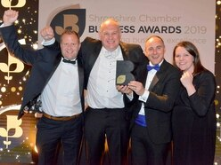 Shropshire Chamber Business Awards to be launched