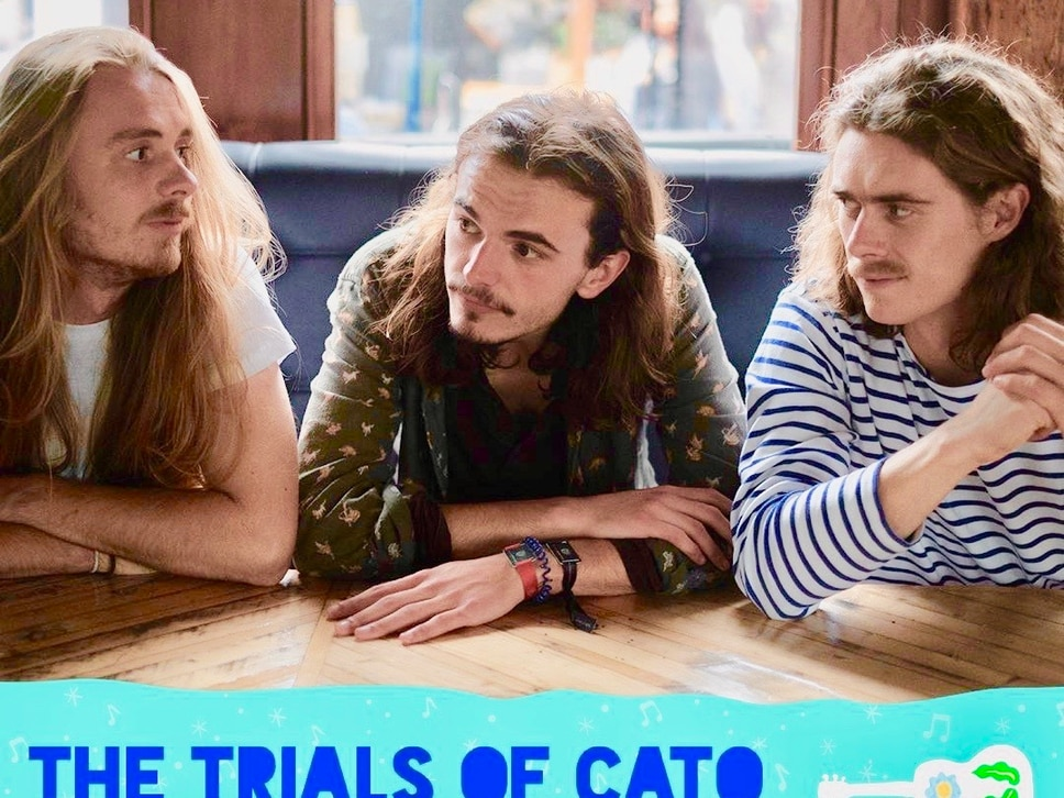 Award-winning folk band The Trials of Cato heading to Oswestry