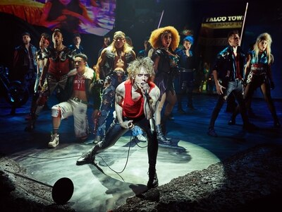 Award-winning musical Bat Out Of Hell set to fly into Birmingham